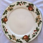 Cades Cove Collection by Citation ROUND SERVING CHOP PLATE PLATTER apples