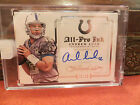 Panini Flawless Autograph All Pro Ink Auto Colts Andrew Luck 15 25 2014