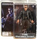 Terminator 2 Judgement Day Series 1 T-800 Pescadero Escape 7in Action Figure NE