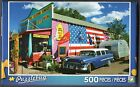 500 Piece Puzzlebug Jigsaw Puzzle Seligman Sundries Gift Shop on Route 66 NIB