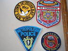 OYSTER BAY NEW YORK POLICE DEPARTMENT    ONE PATCH AUCTION  BXP 69