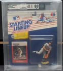 1988 JEFF REARDON KENNER SLU STARTING LINEUP TWINS AFA 80 NM #14159946