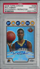2008 09 TOPPS CHROME AUTO REFRACTOR ROY HIBBERT #236 PACERS PSA 10 #209 245