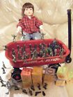 Radio Flyer Porcelain Doll