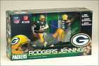 Mcfarlane NFL 2010 Aaron Rodgers QB and Greg Jennings WR MIP  #2