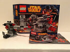 Lego 75034 Star Wars Death Star Troopers BLASTER  BOX ONLY NO MINIFIGURES