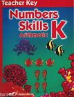 A Beka Numbers Skills K5 Teacher Key