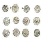 Total 12 of Steampunk Old Vintage Watch Parts Lot # 75-522