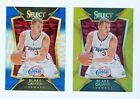 BLAKE GRIFFIN 2014-15 PANINI SELECT GOLD PRIZM & BLUE SILVER WAVE GOLD # 06-10