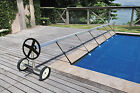Kokido Stainless Steel In Ground Swimming Pool Cover Reel Set Up To 187