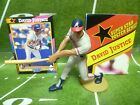 1992 DAVE JUSTICE - Starting Lineup - Figure - Card & Poster - Atlanta Braves