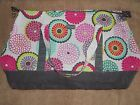 THIRTY ONE GIFTS ~ Bubble Bloom ~ RETRO METRO WEEKENDER ~ *NEW* ~ BRIGHT FLOWERS