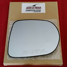 NEW Mirror Glass WITH BACKING HEATED for LEXUS RX350 RX450H Passenger Side HEAT