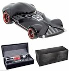 SDCC 2014 MATTEL STAR WARS DARTH VADER CAR HOT WHEELS LIGHT SABER