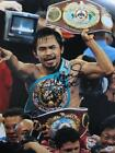 MANNY PACQUIAO AUTHENTIC SIGNED 16X20 PHOTO PSA DNA Q98215