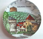 Plate Royal Bavaria Kelheim/Donau Germany Porzellan Dish Dine Kitchen Vintage