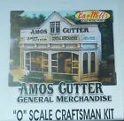 Bar Mills #0504 (O Scale) Amos Cutter General Merchandise -- Kit