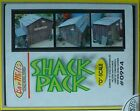 Bar Mills #0994 (O Scale) The Shack Pack -- Kit - 3 Different Shacks