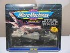 1993 Set of Star Wars, Empire, & Jedi Micro Machines, Vehicle Collections, MOC