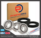 Kawasaki GPZ400 ZX400 GPZ500 Z400 Z550 ZZR250 Rear Wheel Bearings and Seals KIT