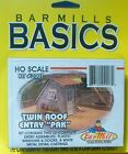 Bar Mills #2007 (HO Scale) Roof Entry -- Kit (2 in Package)
