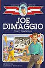 Joe DiMaggio Young Sports Hero Childhood of Famous Americans by Herb Dunn