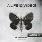 A LIFE DIVIDED - THE GREAT ESCAPE-WINTER EDITION (DIGIPAK) 2 CD NEW+