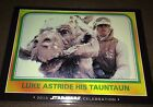 2015 Topps Star Wars Celebration Empire Strikes Back Illustrated Promo Set 18