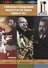 NEW Jazz Icons: Series Four (Eight-Disc Box Edition) (DVD)