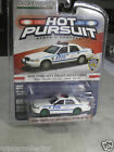 Greenlight GREEN MACHINE NYPD New York City Police Ford Crown Victoria HP 12