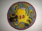 US Navy USS FIRM MSO-444 Minesweeper Operation MARKET TIME Vietnam War Patch