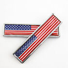 Stainless Metal Stars and Stripes Flag of United States Emblem For Harley Dyna