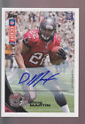 2012 Topps NFL Kickoff Autograph Auto #6 Doug Martin RC 13 45 BSU Rookie Card