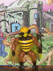 MASTERS OF THE UNIVERSE VINTAGE BUZZ OFF COMPLETE  IN GOOD CONDITION MATTEL