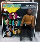 STAR TREK Original CLOTH KIRK MEGO 8 FIGURE 1974 Vintage