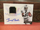 National Treasures Materials Jersey Autograph Raider Auto Jerry Rice 16 20 2012
