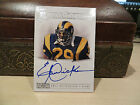 National Treasures Greatest Signatures Autograph Rams Eric Dickerson 05 25 2012