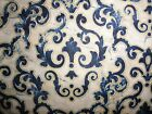 Fleur de Lis / Country Cottage / French Country Cotton Fabric Quilting