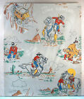 The Lone Ranger & Tonto Vintage Wallpaper Section 1940s-1950s Western Cowboy