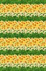 1 yard Stonehenge Daffodils by Linda Ludovico from Northcott 100 cotton fabric
