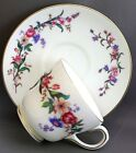 WEDGWOOD TEACUP & SAUCER-DEVON SPRAYS   H364-5