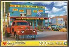 New Puzzlebug 300 Pc Jigsaw Puzzle Seligman Sundries Gift Shop on Route 66