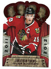 2011-12 Crown Royale Red Jonathan Toews