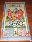 L IL MISS CUTIE PATOOTIE and FRIENDS Cotton Fabric Panel by Red Rooster to sew