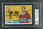 1968-69 Topps 57 Terry Harper Montreal Canadiens KSA 8.5 NMM+ ONLY 11 PSA HIGHER