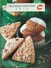 2013 WE ENERGIES COOKIE BOOK~Wisconsin Electric Co CHRISTMAS Cookbook Cook Book