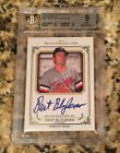 2013 Topps Museum Collection Bert Blyleven Autograph #74 199 BGS 9 Twins 10 Auto