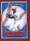 ROBERTO CLEMENTE SKETCH PRINT Ser#d 3 25 Small Work of Art Artist Signed PIRATES