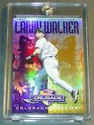 1998 LARRY WALKER DONRUSS CRUSADE PURPLE 85 100 ROCKIES (008)