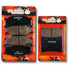 Yamaha F+R Brake Pads XVZ 1300 Royal Star Venture S 2008 2013 Midnight 02 07